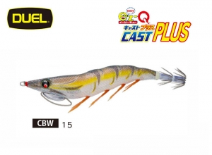 2020 DUEL EZ Q CAST PLUS #3.5 15-CBW