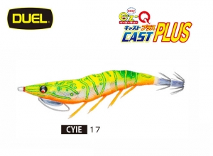 2020 DUEL EZ Q CAST PLUS #3.5 17-CYIE