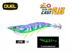 2020 DUEL EZ Q CAST PLUS #3.5 18-LPIE