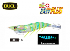 2020 DUEL EZ Q CAST PLUS #3.5 19-SBIE