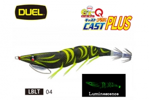 2020 DUEL EZ Q CAST PLUS #3.5 04-LBLT