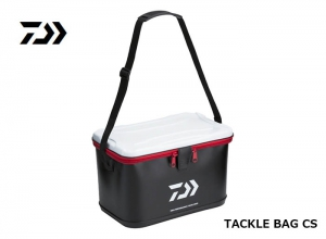 DAIWA TACKLE BAG CS36 (J) Black