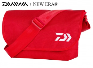 NEW ERA SHOULDER BAG / RED