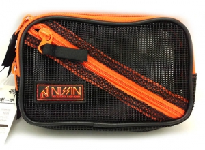 NISSIN All Mesh Porch / Orange