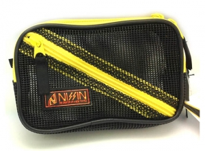 NISSIN All Mesh Porch / Yellow  (Sold out this term)