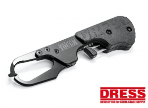 DRESS DERRINGER TOUGH FISH GRIP STEALTH BLACK