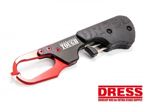 DRESS DERRINGER TOUGH FISH GRIP RED