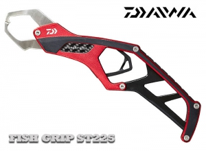 2019 DIAWA FISH GRIP ST225  RED