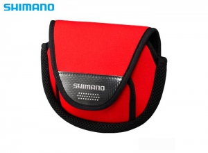 SHIMANO Reel Guard PC-031L/Red M