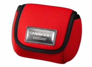 SHIMANO Spool Guard PC-018L/ Red L