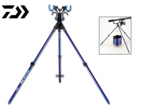 DAIWA Battle Game Rod Stand/Blue
