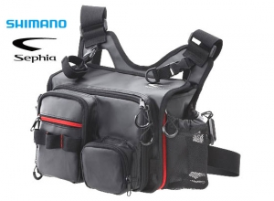 SHIMANO Sephia Eging Shoulder Bag XT BS-211K