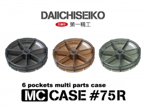 DAIICHSEIKO MC CASE #75R / 3 color set