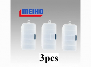 MEIHO SFC LURE S / 3pcs