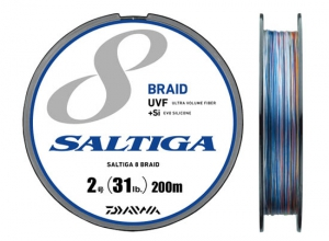 SALTIGA 8BRAID+Si #6.0(77LB)-300m