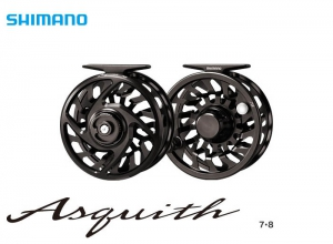 2016 SHIMANO Asquith #7-8 FLY REEL (FREE SHIPPING)
