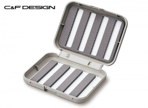 C&F DESIGN CF-1544 Small 8-Row Fly Case
