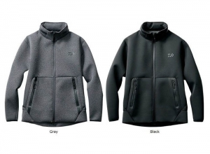 Garage Sale DAIWA Wind Block Full Zip Parka DJ-2707 Black-M