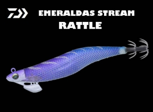 Garage Sale DAIWA EMERALDAS STREAM RATTLE 3.5 Purple Purple B