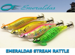 76%OFF Garage Sale DAIWA EMERALDAS STREAM RATTLE #2.5 / 4 Colors B-set