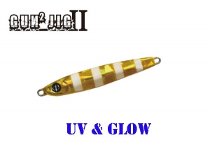 Garage Sale GUNGUN-JIG-II 20g / UV Gold Zebra