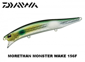 GarageSale MORETHAN MONSTER WAKE 156F Gold Glow Mullet