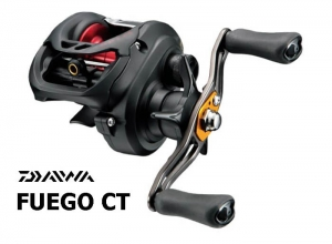 60%OFF DAIWA FUEGO CT 103HL Left Handle