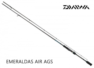 40%OFF Garage Sale DAIWA EMERALDAS AIR AGS 83MH