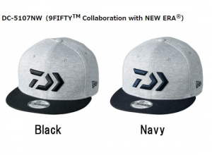 Garage Sale/DAIWA and NEW ERA Collaboration CAP DC-5107NW Black