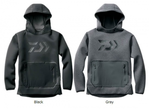 Garage Sale/DAIWA Wind Block Hoodie Gray-XL DJ-2807