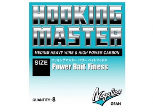 VARIVAS NOGALES HOOKING MASTER POWER BAIT FINESS #1