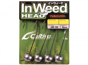 Cultiva In Weed Head JH-32 1/16oz