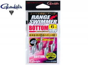 Gamakatsu RANGE SWIMMER TYPE BOTTOM 10g