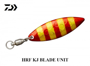 DAIWA HRF KJ BLADE UNIT Red Zebra Gold