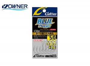 OWNER Cultiva Blue Plugger S-135M #5/0