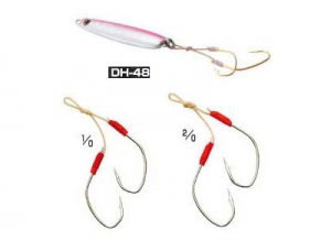 OWNER Twin Assist Hook DH-48  #1/0