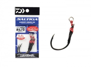 SALTIGA Assist hook SS Blaggin Single SS
