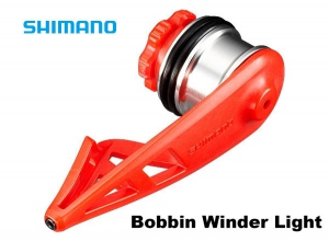 SHIMANO Bobbin Winder Light / Red