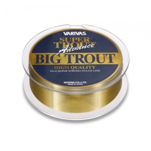 SUPER TROUT Advantage Big Trout 10lb-(3 Spools set)