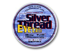 Silver Thread EYE CATCH 10lb(3 Spools)