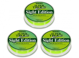 Super Trout Advance Sight Edition #0.8(3lb)-100m (3 pcs set)