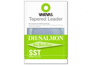 VARIVAS Tapered leader DH Salmon SST(Spey Shape Taper) -2X