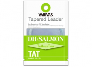 VARIVAS Tapered leader DH Salmon TAT(Triangle Taper) -2X