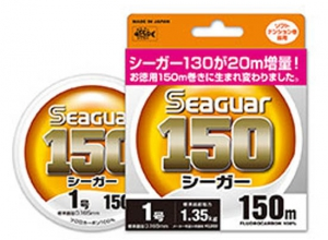 40%OFF Seaguar 150 #1.0(4lb)-150m