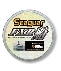 40%OFF Seaguar FXR #10(35lb)-100m