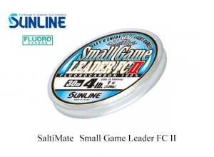 Saltwater Special Small Game Leader FC-II 1.5lb-30m