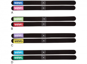 VARIVAS Spool Band A-pack Blue-Pink