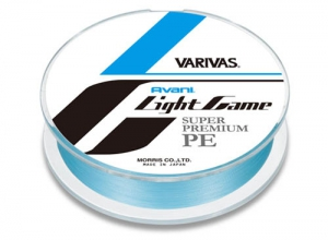 Avani Light Game Super Premium PE #0.2 5lb-100m
