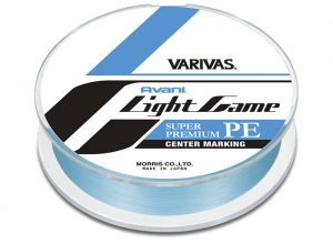 Avani Light Game Super Premium PE Center Marking #0.3-6.5lb-150m