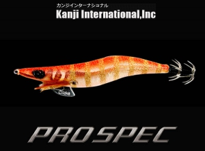 KANJI INTERNATIONAL PROSPEC STANDARD #3.5 - 21